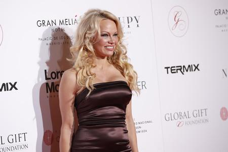 Lo mejor y peor de la Global Gif Gala celebrada en Madrid, con Pamela Anderson como estrella invitada