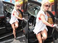 A Britney Spears definitivamente le gusta (y no le importa) ir por el mundo sin bragas