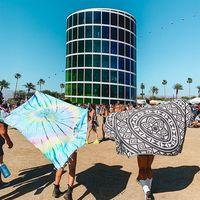 Nueve toallas mandala clave para lograr el look boho chic en tus próximas vacaciones