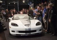 Corvette 427 Convertible, adjudicado por... 600.000 dólares
