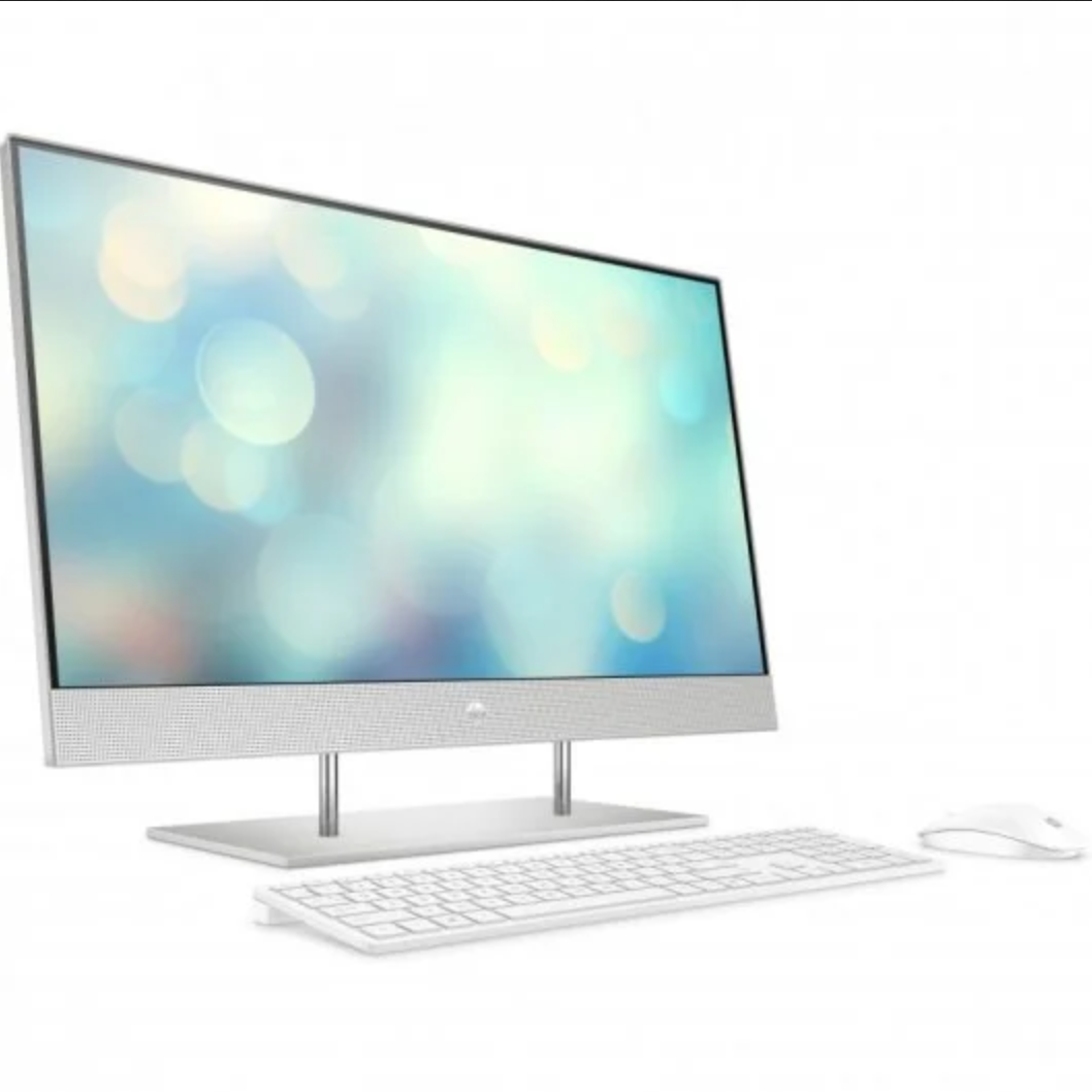 """HP AIO 27-dp0021ns Intel Core i3-10100T/8GB/512GB SSD/27"""""""
