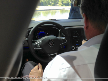 Renault Talisman Paris 70