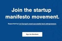 Manifiesto para el emprendimiento, Europa quiere que emprendas