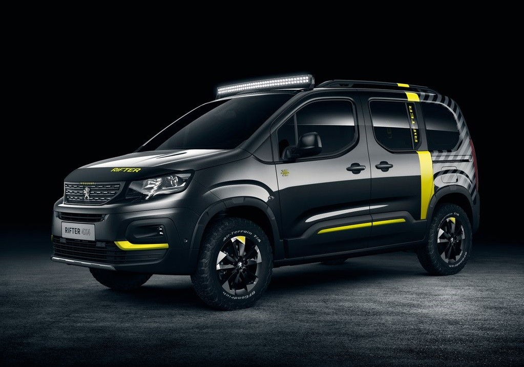 Foto de Peugeot Rifter 4x4 concept (1/13)