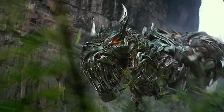 Nuevo glorioso trailer de Transformers: Age of Extinction nos introduce a los Dinobots