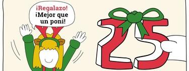 Esta Navidad, en Lowi, sortean un mes de factura gratis y, con cualquier tarifa, te llevas 25GB de regalo