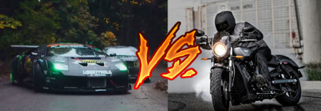 El histórico enfrentamiento entre coches y motos, ¿quién tiene razón?