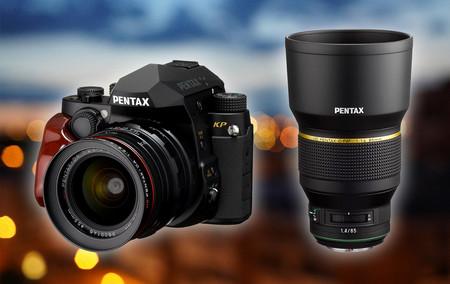 Ricoh anuncia el desarrollo de una Pentax KP Edición especial y el HD PENTAX-D FA*85mm F1.4 y actualiza su roadmap de ópticas