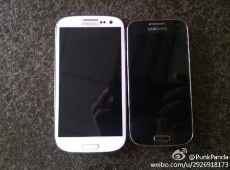 Samsung Galaxy S4 mini se deja ver de nuevo