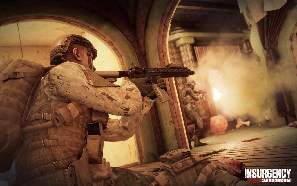 Insurgency: Sandstorm, el FPS de New World Interactive se actualiza a la versión 1.3 y podrá jugarse gratis este fin de semana en Steam