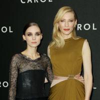 Aún hay más Cate Blanchett por ver, el estreno de Carol en NY saca lo mejor de ella