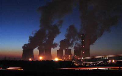 La crisis trae el mayor descenso de emisiones invernadero en 40 años