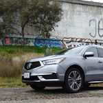 Probamos el nuevo Acura MDX, un SUV tan familiar como premium