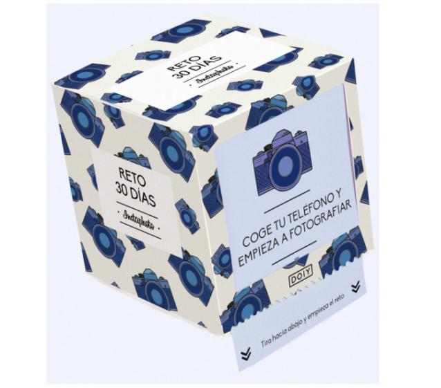 Cubo de Reto Doiy 30 Días Instaphoto