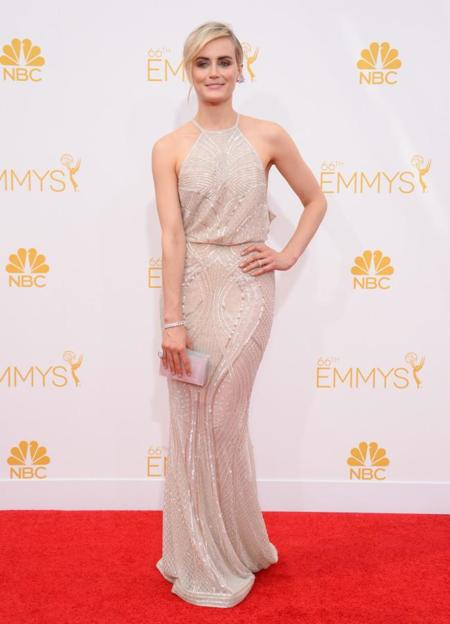 taylor schilling emmys 2014