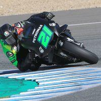 """Franco Morbidelli: """"La Yamaha es más fácil de llevar al límite"""""""