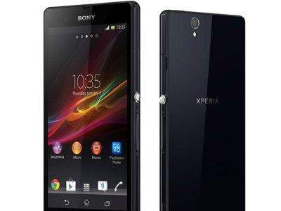 El Sony Xperia Z estará en España el 25 de febrero por 669 euros