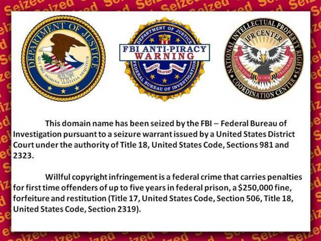 Aviso del FBI
