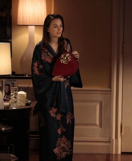 Blair Waldorf Pijama 02