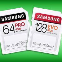 Dos tarjetas SD de Samsung en oferta con Amazon México: perfectas para quienes trabajan con video 4K