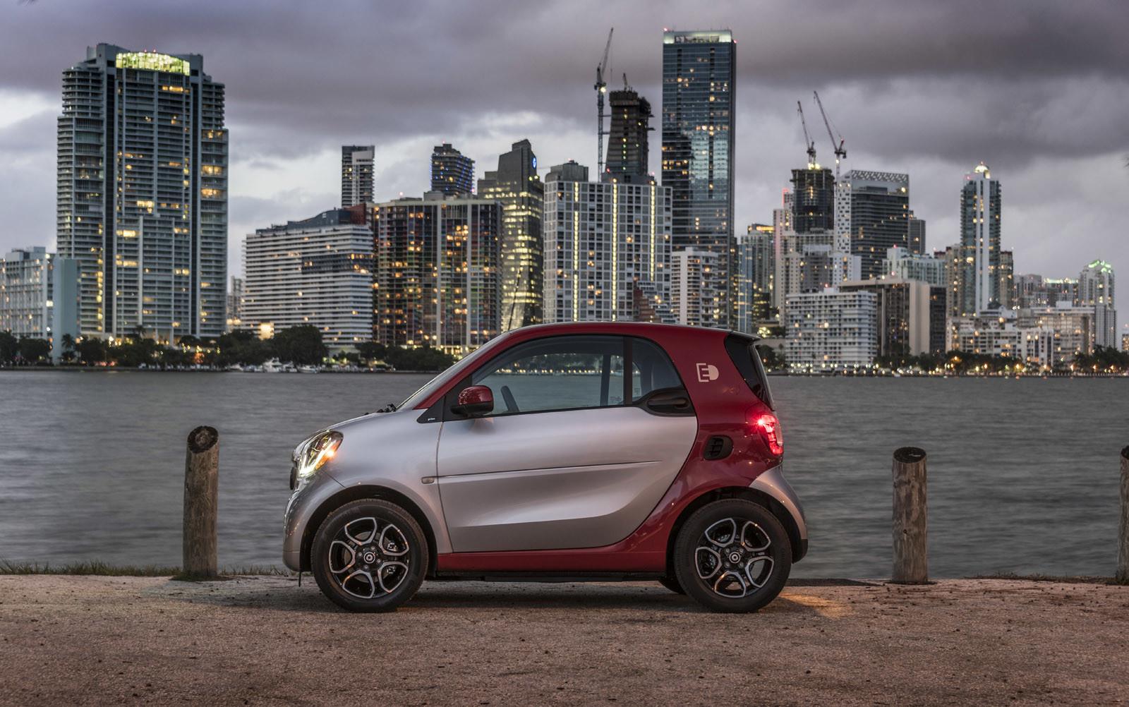 Foto de smart fortwo Electric Drive, toma de contacto (59/313)