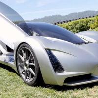 Este superdeportivo se llama Blade y su chasis está impreso en 3D