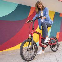 Las bicicletas eléctricas de Kymco se actualizan con un nuevo display, conectividad y llave digital