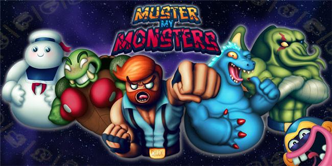 Muster my Monsters es un piedra, papel y tijera digital muy bien cuidado