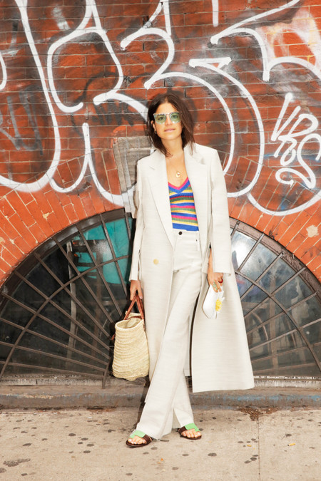 Frieze Art Fair Outfits Leandra Man Repeller 6321