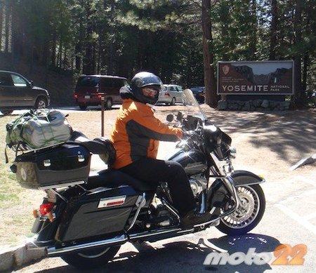 En moto por el Oeste Norteamericano (3): Camino a los Grandes Parques Nacionales
