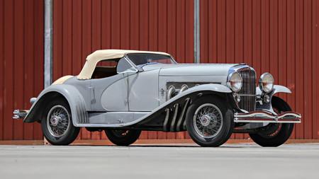 Este Duesenberg SSJ es el coche americano más caro de la historia: ¡subastado por 22 millones de dólares!