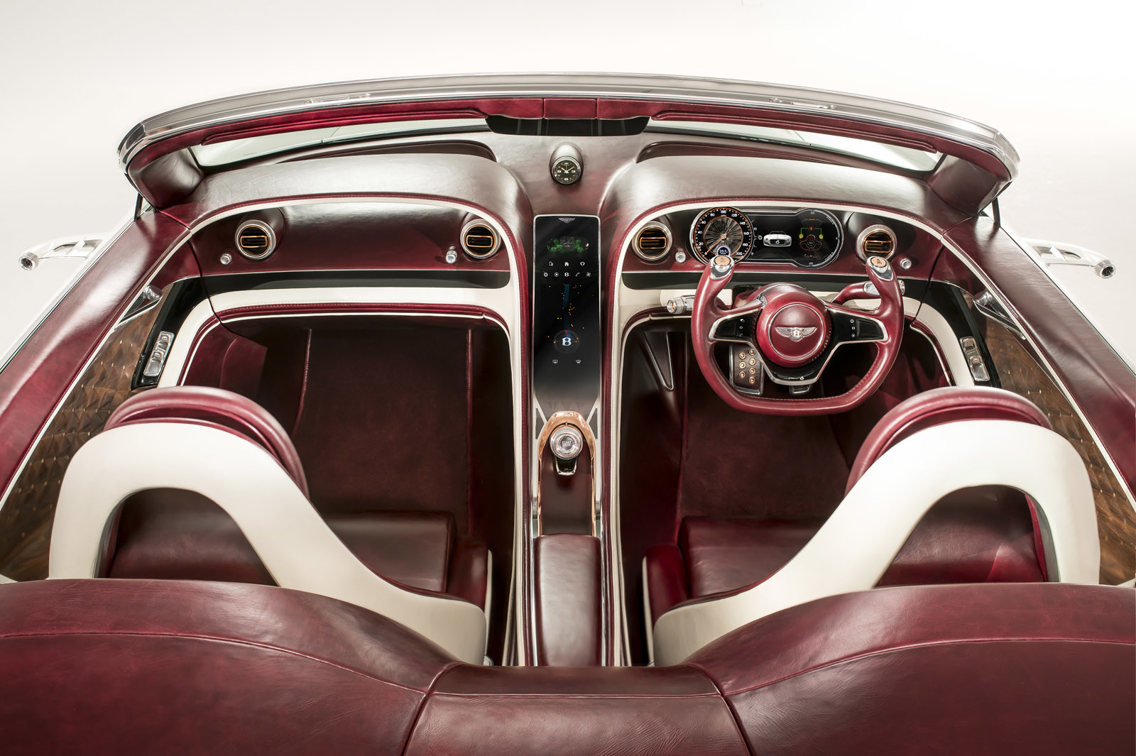 Foto de Bentley EXP 12 Speed 6e concept (9/11)