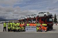 Ya van un millón de Volkswagen Polo de Navarra al mundo entero