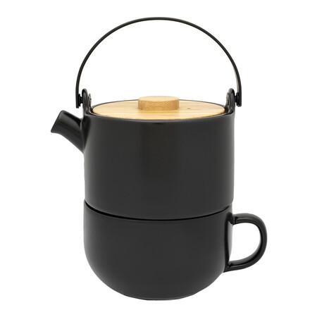 Tetera De Ceramica Umea Bredemeijer
