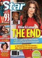 Otra Kardashian que se separa... pues no, Khloé lo ha negado todo, según ella ¡mentira cochina!