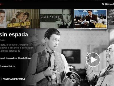 Netflix simplifica su sistema de votación