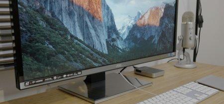 "AOC U3277PQU, análisis: un monitor 4K UHD de 32"" para quien va a lo grande"
