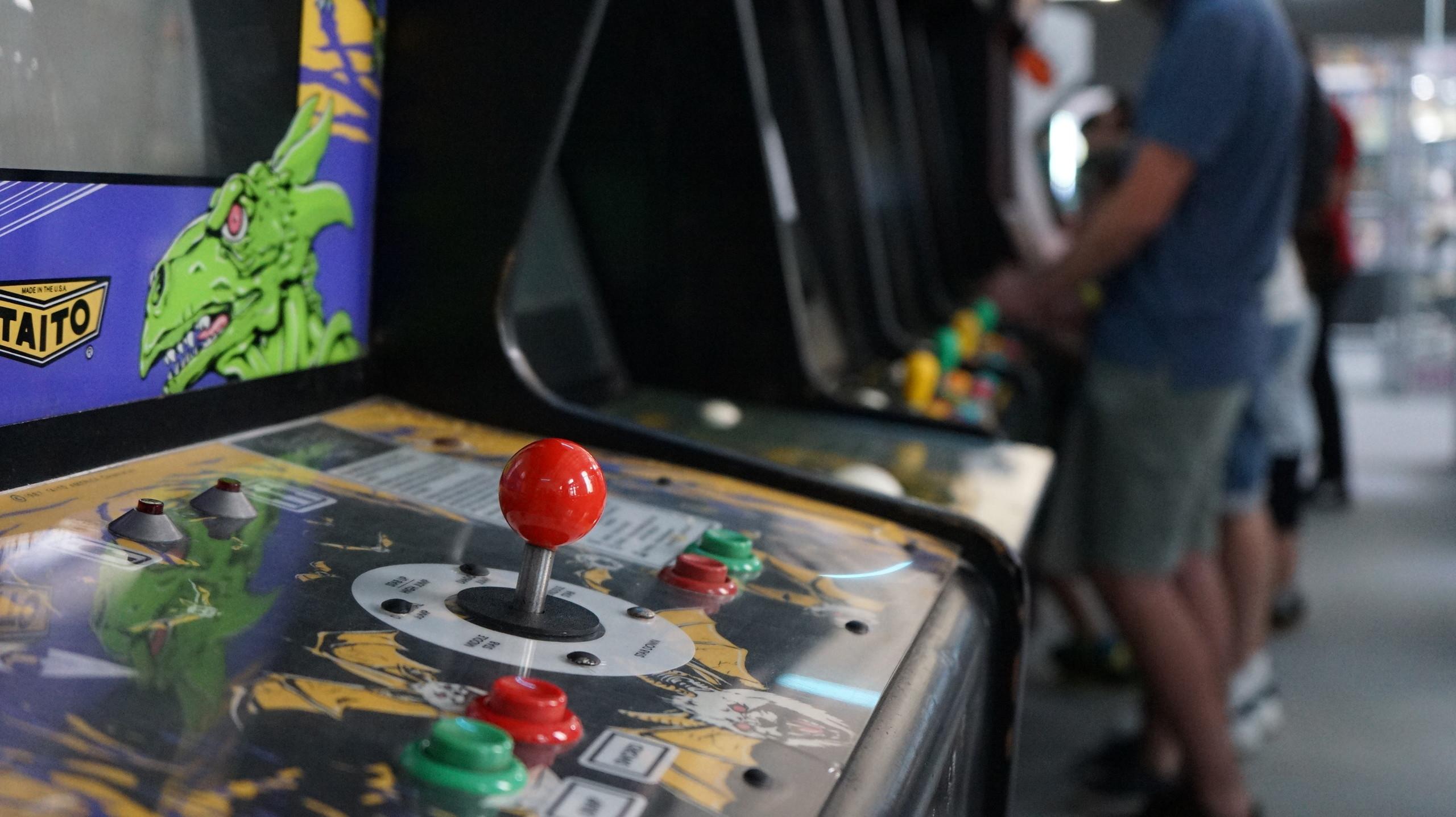 Foto de Museo máquinas Arcade (6/46)