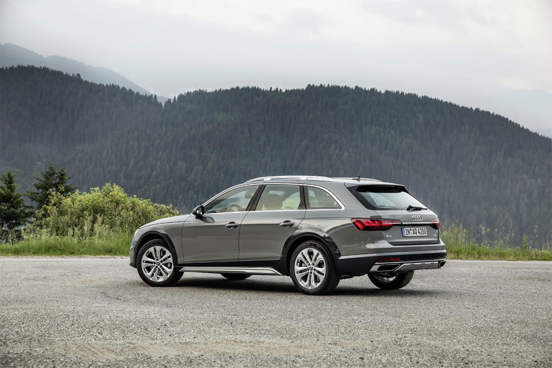 Foto de Audi A4 allroad quattro 2019, toma de contacto (14/21)