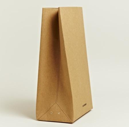 La bolsa del almuerzo te la diseña Jil Sander