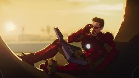 Iron Man Que Pasaria Si