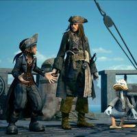 Kingdom Hearts III revela su mundo de Piratas del Caribe en su último tráiler [E3 2018]