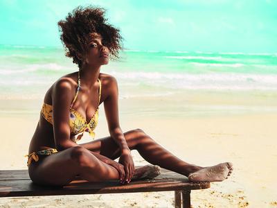 Etam traslada todas las tendencias de moda a la playa con su colección Beachwear 2018