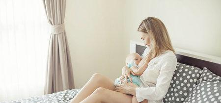 La importancia de mirar a tu bebé cuando lo estás alimentando