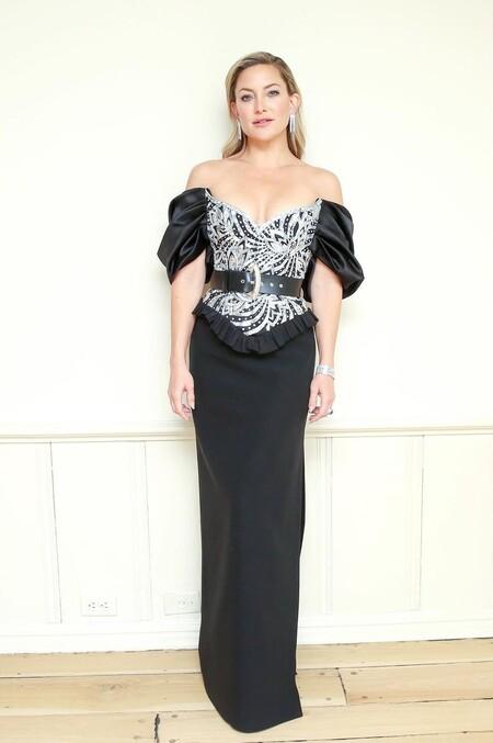 Kate Hudson Louis Vuitton Golden Globes 2021