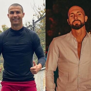 Cristiano Ronaldo, que vuelve a dar positivo por coronavirus, se nos ha hecho un 'Pablo'