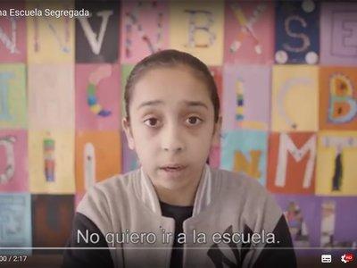 """Hablan los niños gitanos: """"No quiero una escuela segregada"""""""
