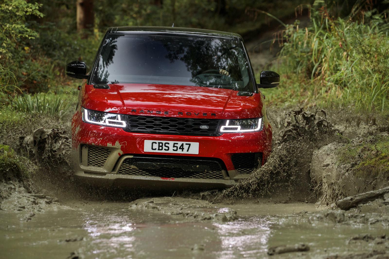 Foto de Range Rover Sport 2018 (1/34)