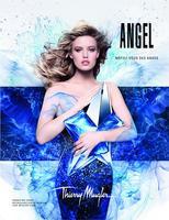 Thierry Mugler nos recomienda desconfiar de los ángeles, ¿lo dirá por Georgia May Jagger?