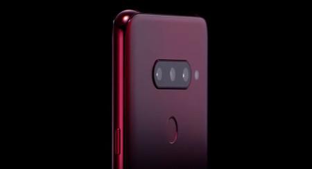 LG confirma el diseño del LG V40 y sus cinco cámaras